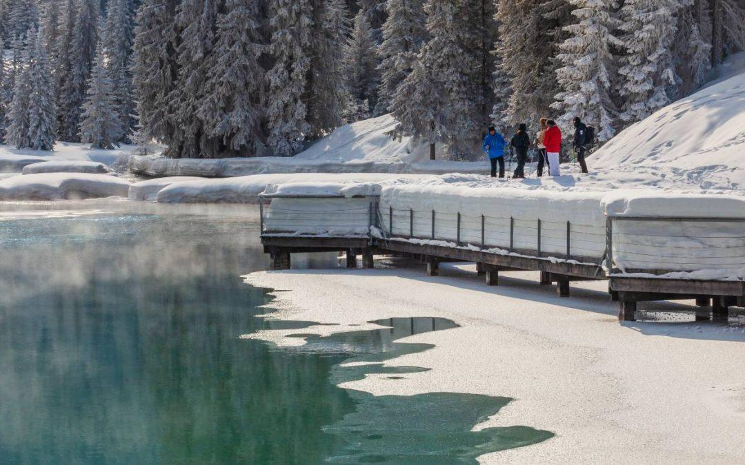 le meilleur endroit en Savoie pour la raquette à neige